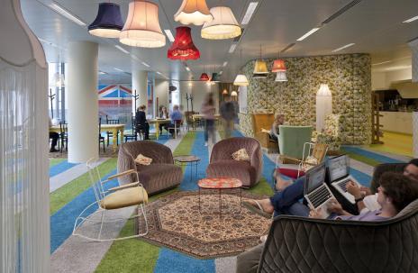 مكتب شركة جوجل في لندن
