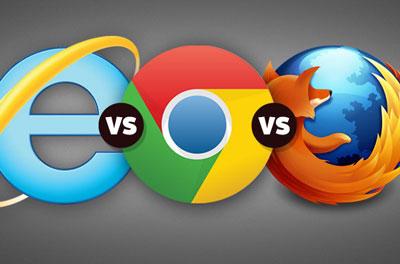 عليك أن تختار بين 3 برامج لتصفح الإنترنت