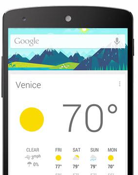 وظائف عديدة واقتراحات عن ما يجب القيام به سيقدمها لك Google Now