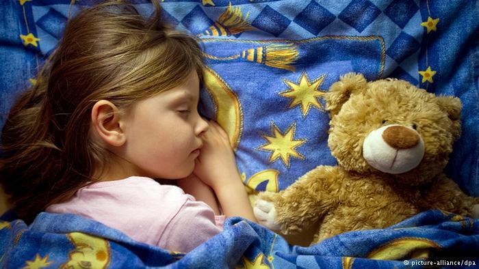 Childeren-sleep