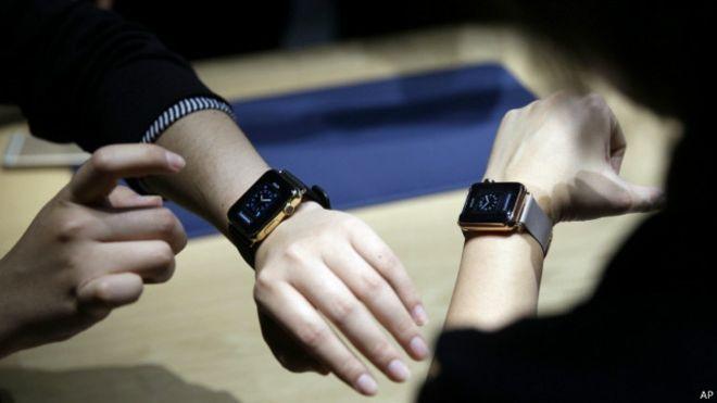 من المقرر أن تعرض ساعات أبل الذكية للبيع رسميا في 24 أبريل الجاري