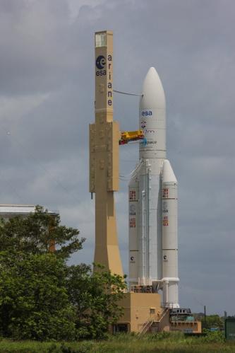 الصاروخ أريان 5