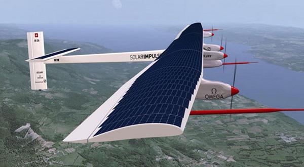 طائرة سولار إمبلس 2