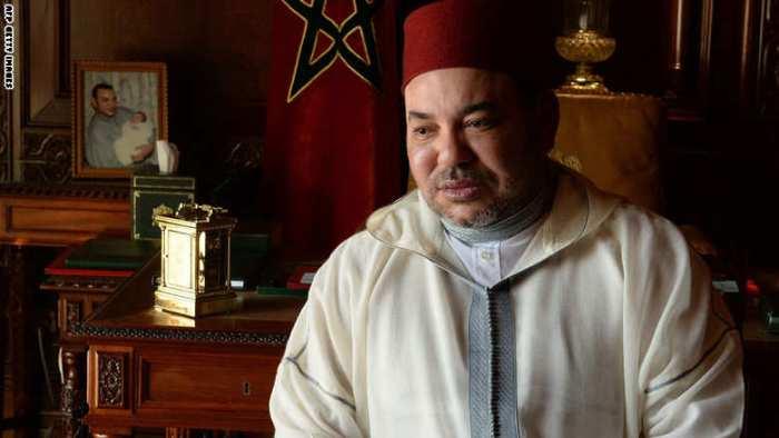 الملك محمد السادس عاهل المغرب