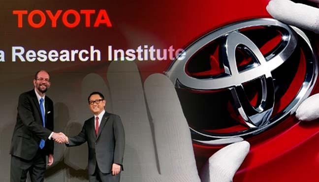تويوتا تعلن عن إنشاء شركة لأبحاث الذكاء الاصطناعي بميزانية تبلغ مليار دولار