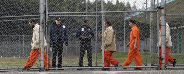 أحد السجون بالولايات المتحدة الأمريكية