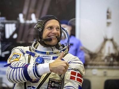رائد الفضاء الدنماركي أندرياس موجنسن