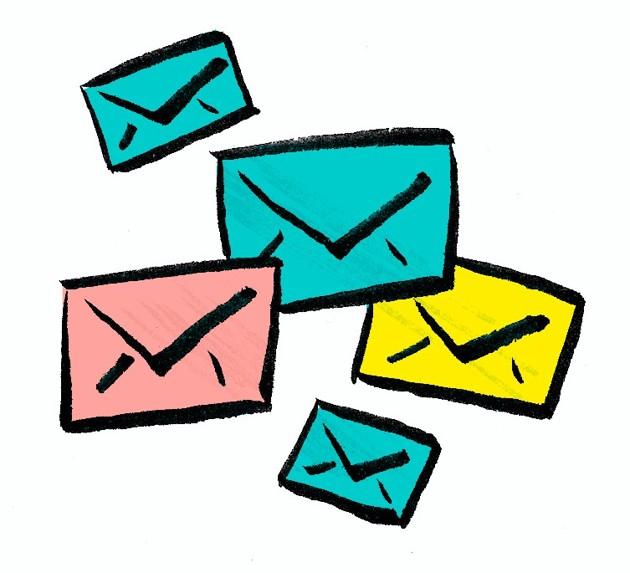 البريد الإلكتروني ظاهرة فريدة