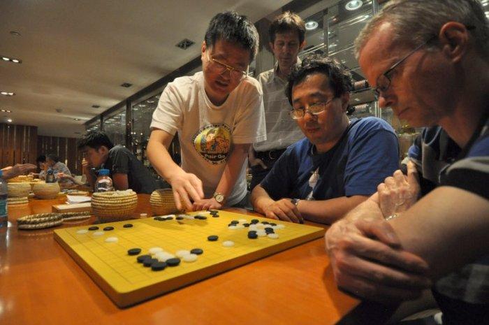 اللعبة الصينية الأكثر تعقيدا من الشطرنج