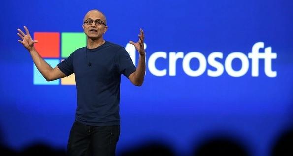 الرئيس التنفيذي لشركة مايكروسوفت ساتيا ناديلا