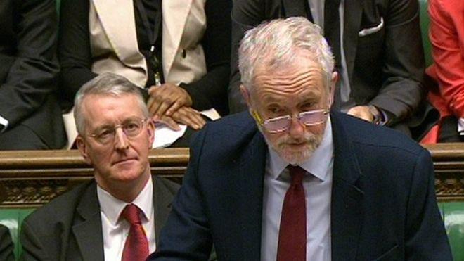 زعيم حزب العمال البريطانيجيرمي كوربن