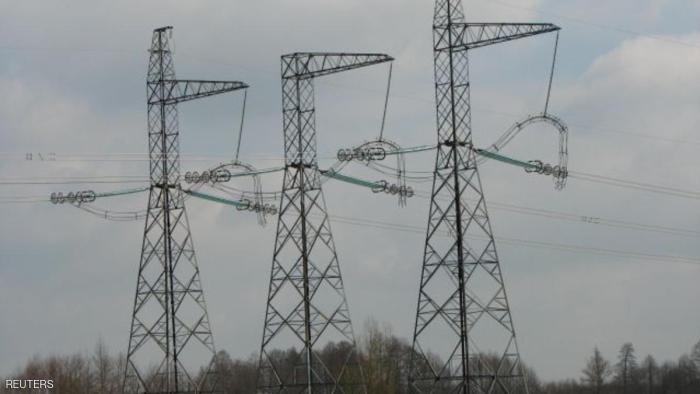 شبكة الكهرباء في أوكرانيا