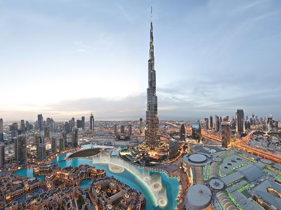 دبي في المركز الأول عربيا
