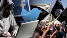 تستخدم داعش شبكة الإنترنت ومواقع التواصل الإجتماعي بكفاءة عالية