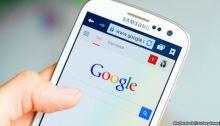 استخدام خدمة البحث في جوجل من خلال أجهزة الموبايل