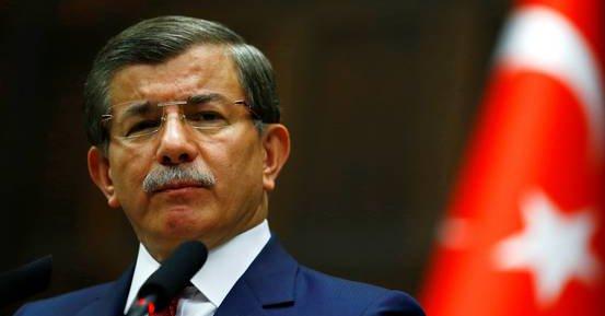 رئيس الوزراء التركي المستقيل أحمد داود أوغلو