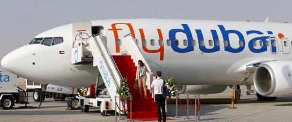 طيارو فلاي دبي يعانون من ضغط العمل