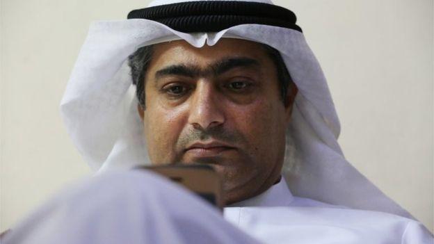 المعارض الإماراتي أحمد منصور