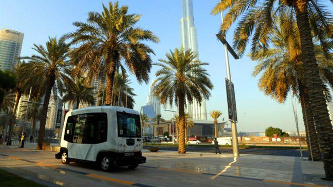 قامت الحافلة برحلتها الاولى يوم الخميس 1 سبتمبر 2016