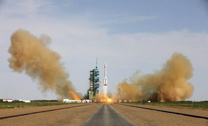 الصين تريد أن تنافس الولايات المتحدة في السباق الفضائي