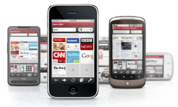 تصفح الإنترنت علي الموبايل أصبح الاختيار الأول لمعظم الناس