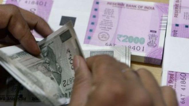محاولات الهند السيطرة على العملة الورقية حفزت شراء البيتكوين