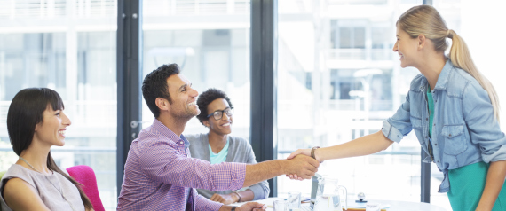 روشته لضمان النجاح في مقابلات الوظيفة الجديدة