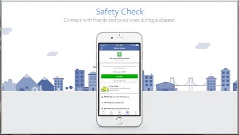 مفتاح فيسبوك للتعامل مع الأزمات