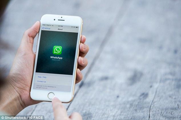 تطبيق واتساب علي الموبايل