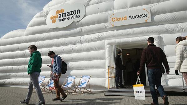 تعد شركة أمازون ويب سيرفسز أكبر شركة للحوسبة السحابية في العالم