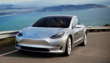 سيارة تسلا الكهربائية من الجيل الثالث Model 3