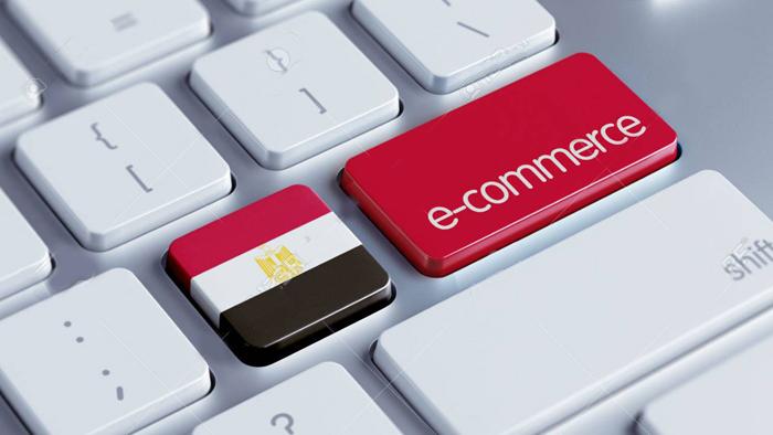 التجارة الإلكترونية في مصر