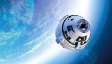 """تهدف مركبة الفضاء """"ستارلاينر"""" التابعة لشركة يوينج إلى نقل رواد الفضاء إلى المحطة الفضائية الدولية"""