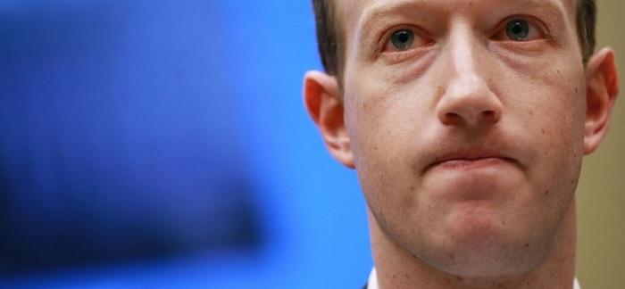 مارك زوكربيرج الرئيس التنفيذي لشركة فيسبوك