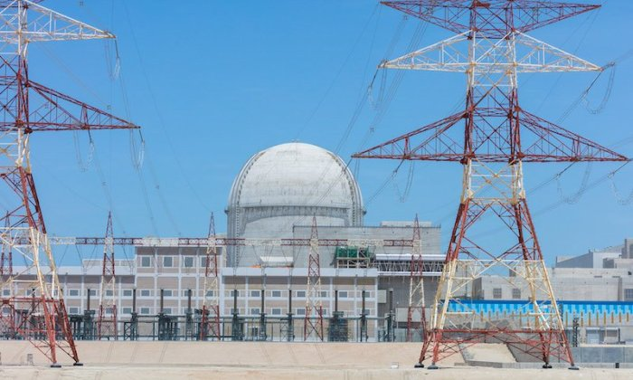 محطة براكة للطاقة النووية في الإمارات
