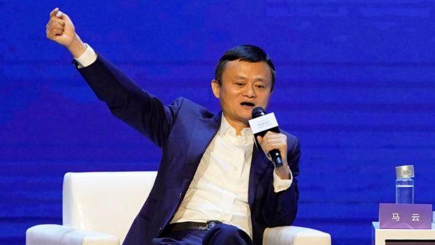 جاك ما ثاني أغنى أغنياءالصين، وفقا لمجلة فوربيس