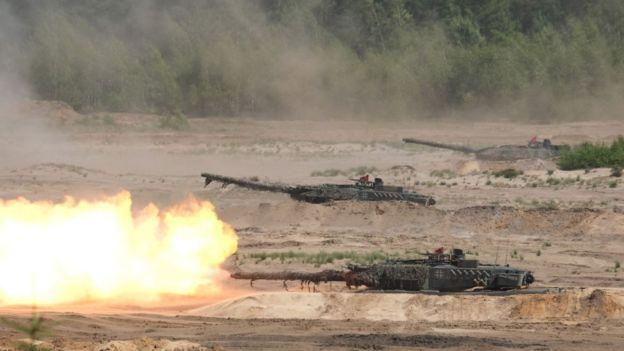 قدرات بلوريباس يمكن الاستفادة منها في المساعدة على اتخاذ قرارات عسكرية استراتيجية