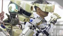 """تم تعليم """"فيدور"""" مهارات للعمل داخل المحطة الفضائية الدولية"""