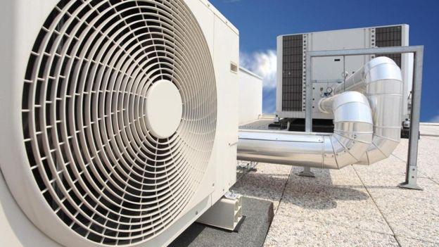 تطلق أجهزة التكييف التقليدية الغازات المسببة للاحتباس الحراري