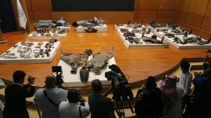 الأدلة السعودية على استخدام الأسلحة الإيرانية في الهجوم الذي استهدف منشآت أرامكو السعودية في بقيق وخريص