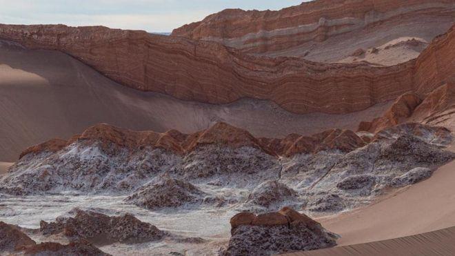 الصحراء لم تبح بعد بكل اسرارها