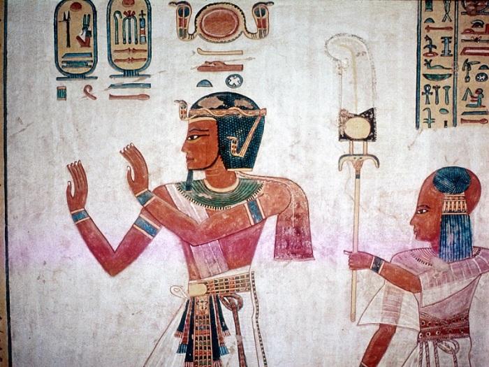 أحتج المصريون القدماء علي تأخر المرتبات