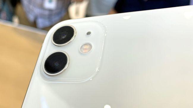تطور كبير في كاميرات أيفون 11