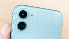 كاميرا موبايل أيفون 11