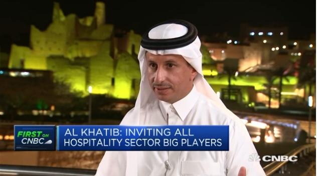 أحمد الخطيب يدعو الشركات السياحية العالمية للعمل في السعودية