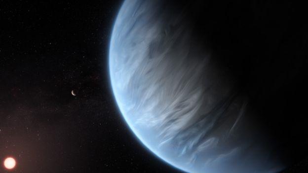 الكوكب كيه2 -18بي خارج المجموعة الشمسية ربما يكون مأهولا