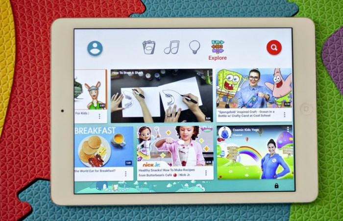 تقول يوتيوب أن تطبيقها للأطفال يحميهم من التعامل مع موقع يوتيوب العام