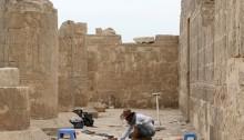 إكتشاف المعبد المفقود علي ضفاف النيل