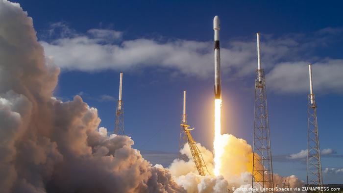 تنفق ألمانيا الملايين على صناعات الفضاء ولكنها غير كافية