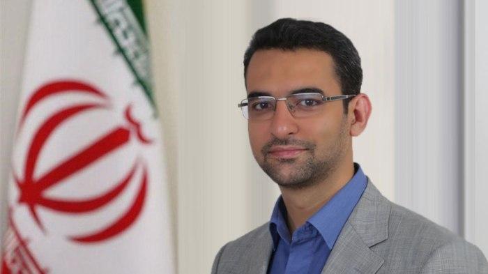 وزير الاتصالات وتكنولوجيا المعلومات الإيراني محمد جواد آذري جهرمي